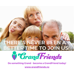GrandFriends NZ (Surrogate Grandparents New Zealand Charitable Trust CC54933)
