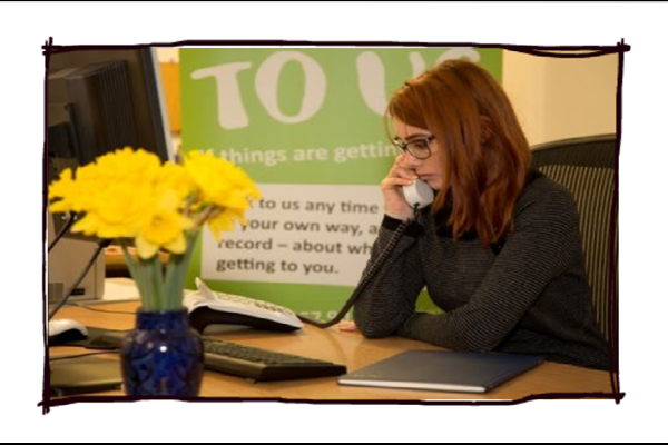 Design help needed for advertising our Samaritans Annual Street Appeal