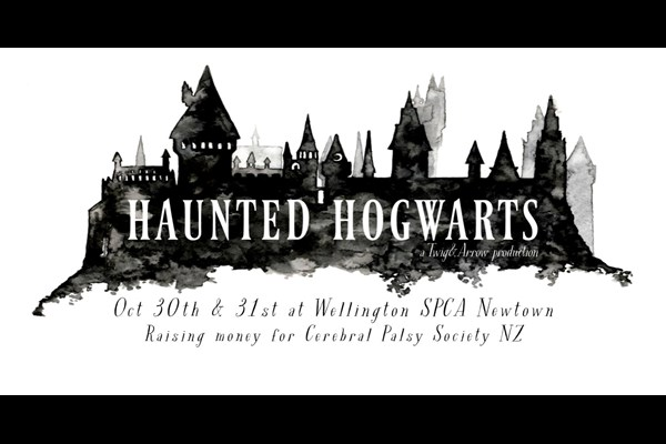 Spooky Event Volunteers Needed - Wellington