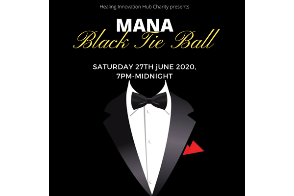 Website Design Skills needed for MANA - Black Tie Charity Suicide Prevention Ball
