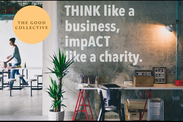 Marketing Project - Think like a Business, Impact like a Charity!